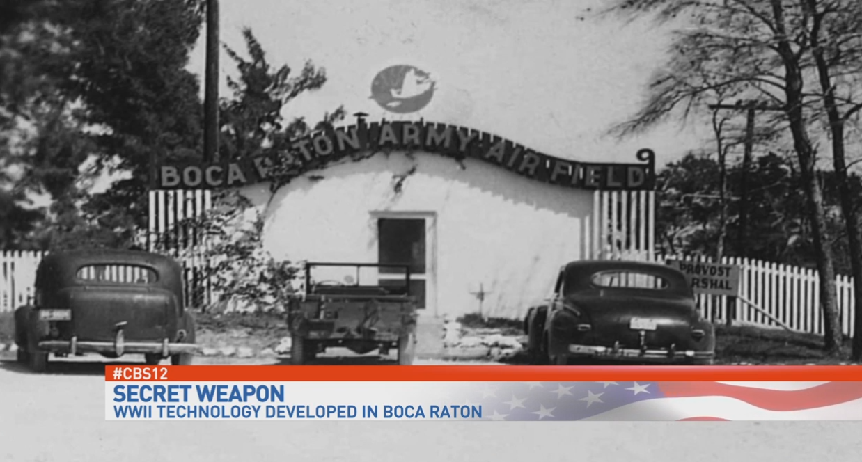 Boca's Army Air Field tied to Pearl Harbor Attack. (WPEC)