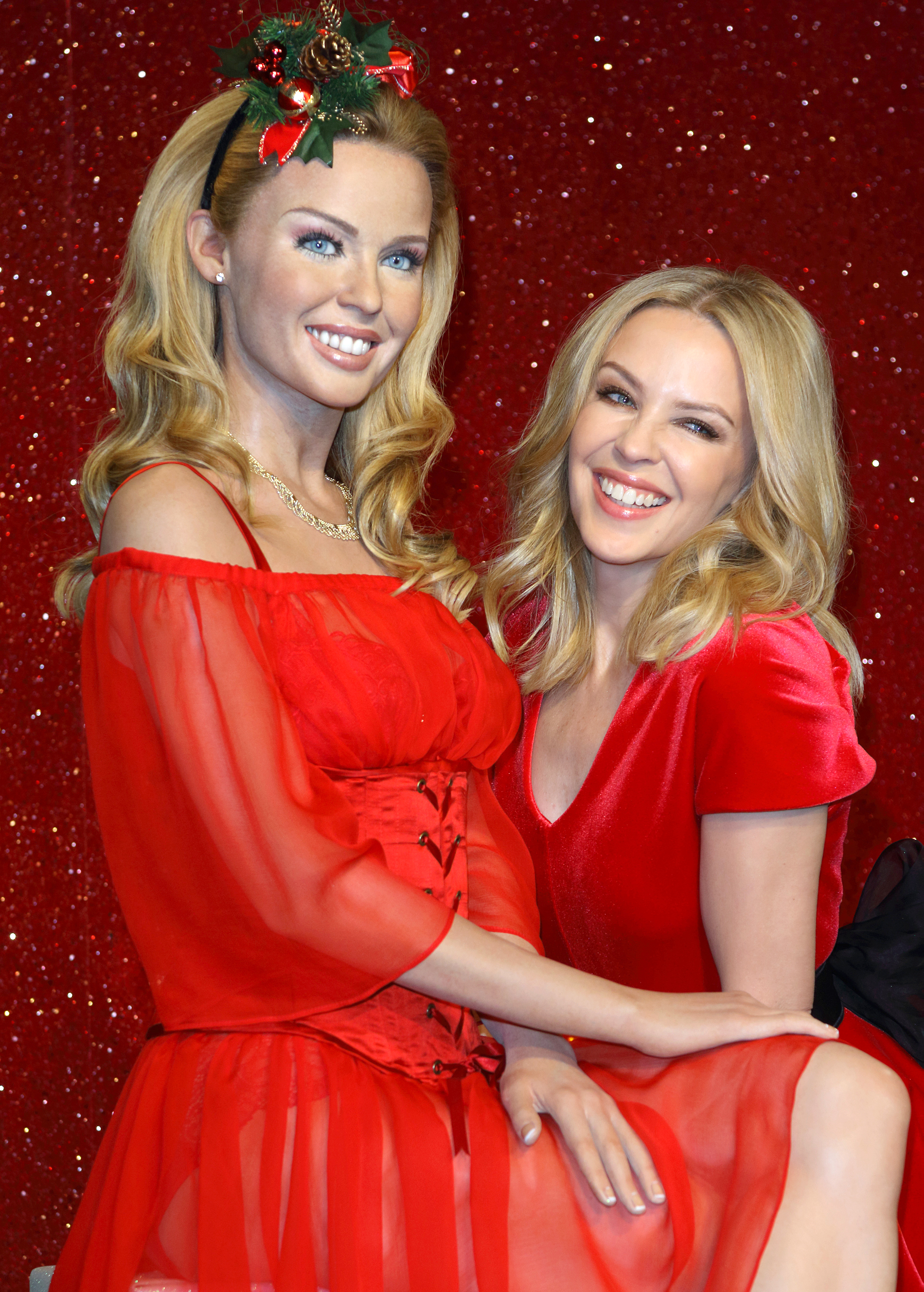 Celebrity Wax Figures | PEOPLE.com