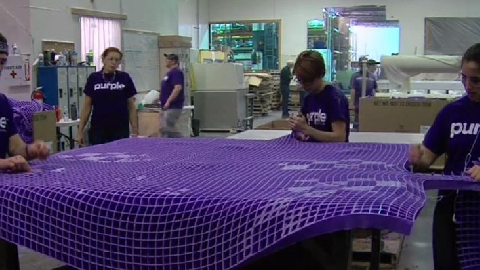 How Utah Based Purple Mattress Company S Pulled Off Its