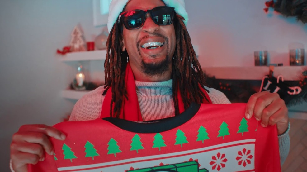 All you really want for Christmas is this new Lil Jon/Kool-Aid Man duet