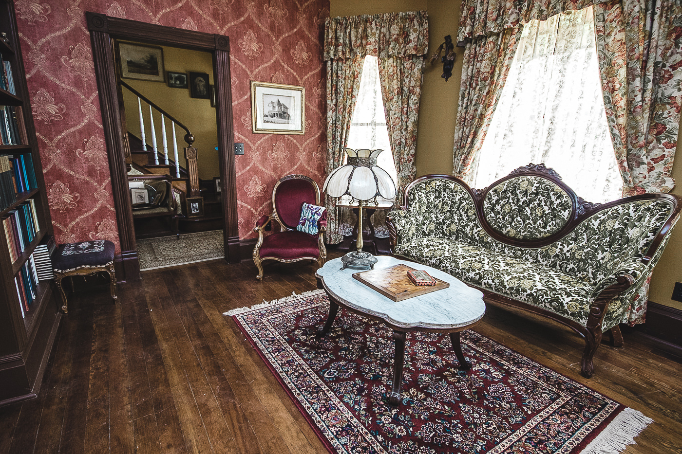 If you're in the market for a little weekend getaway and are looking for cute lodging, you HAVE to try the Marie Bed and Breakfast in West Olympia. The cutest little house was built in 1892 and was later turned into a B&B in the summer of 2018. Lodging is comprised of two suites in the main house and two cabins across the courtyard. Each room boasts vintage decorum, and is so peaceful. Make sure you grab breakfast in the morning, James is a professional Chef and will whip you up something...FABULOUS. (Image courtesy of The Marie Bed and Breakfast).