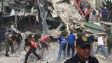 7.1 magnitude quake kills more than 100 as buildings collapse in Mexico