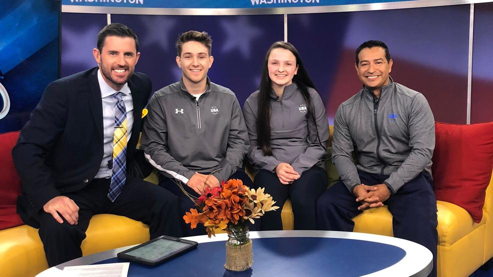 DMV USA Gymnastics athletes take their journey to the Loule World Cup