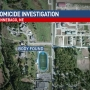 Homicide investigation underway in Winnebago, NE
