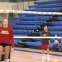 Husker volleyball takes over Kearney, does not face UNK