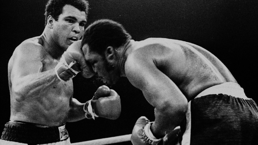 """early muhammad ali career """"why don't you learn something about fighting,"""" martin suggested, """"before you go and make any hasty challenges"""" (2) martin went on to become clay's first trainer and was with him through an explosive six-year amateur career martin's widow christine recalled those early days with clay """"i was about as involved as joe."""