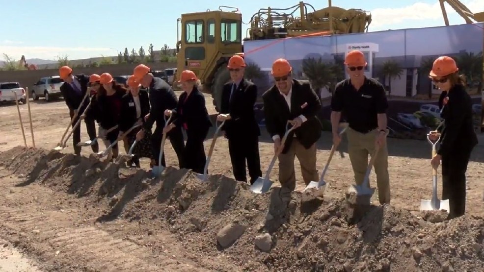 Future medical pavilion coming to valley | KSNV