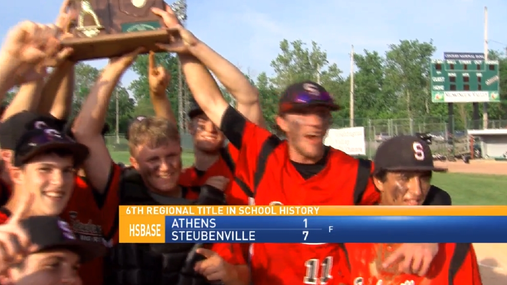 5.27.16 Video - Steubenville vs Athens - Division II regional baseball final
