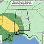 The Weather Authority: Big wet down ahead for Alabama