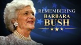 Public viewing of former first lady Barbara Bush to begin