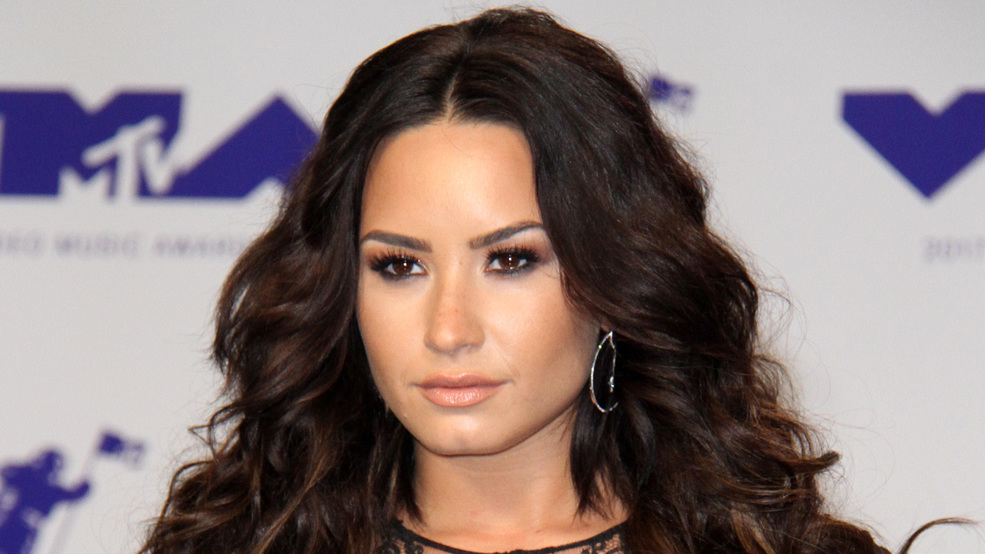 Demi Lovato returns to social media with voting snapshot