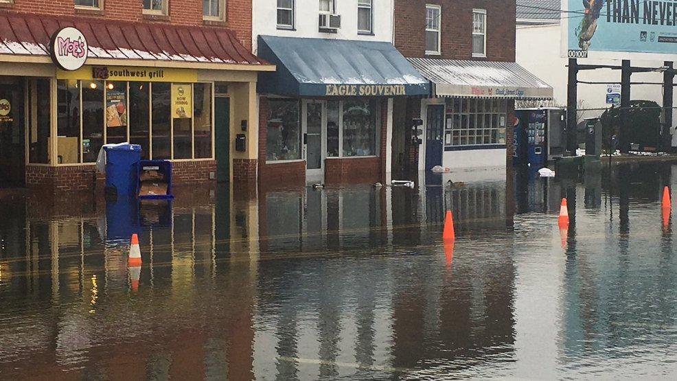 Flooding in Annapolis causes concerns for local business ...