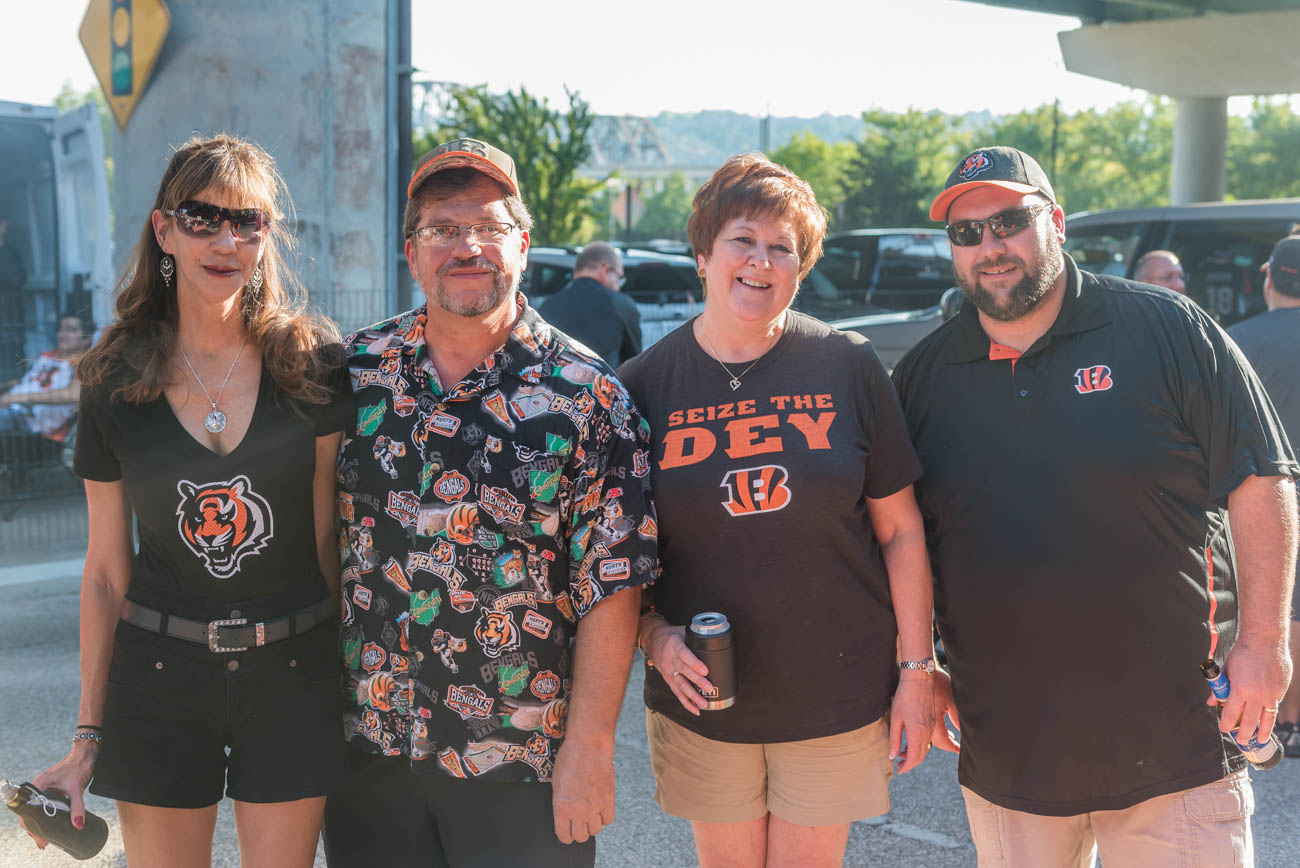 Terri Mize, Rick Warwick, Deb Schoborg, and Jake Sharits{ }/ Image: Mike Menke // Published: 9.14.18