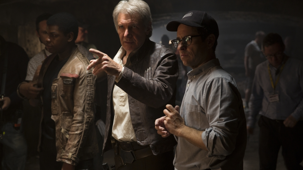 JJ Abrams: 'Harrison Ford's injury helped me figure out Star Wars film flaw'