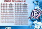 2018 Reno Aces games on My21 TV