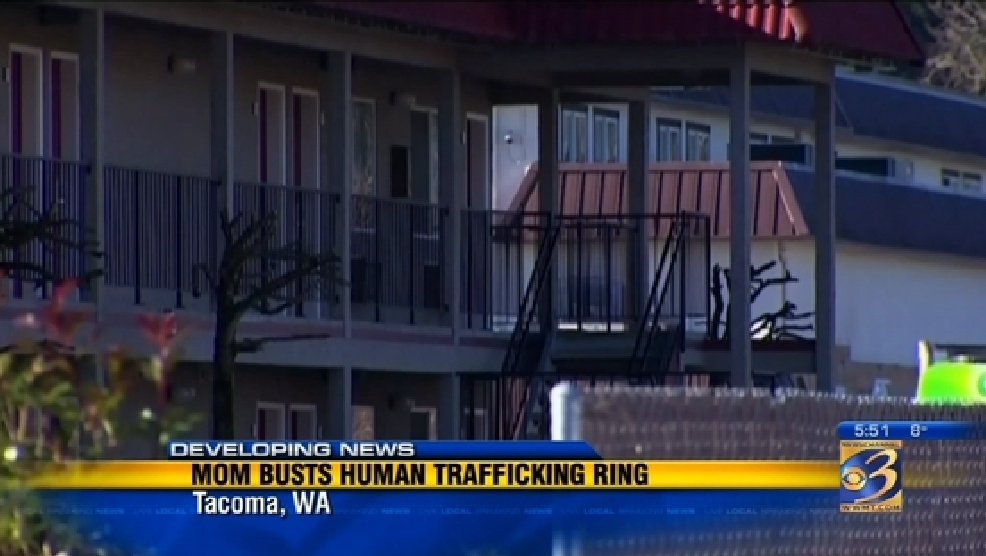 Mother tracks down daughter's human traffickers