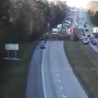 All lanes cleared, slow traffic on I-20 after Thursday morning 18-wheeler overturn