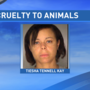 Macon woman indicted on 4 counts of cruelty to animals