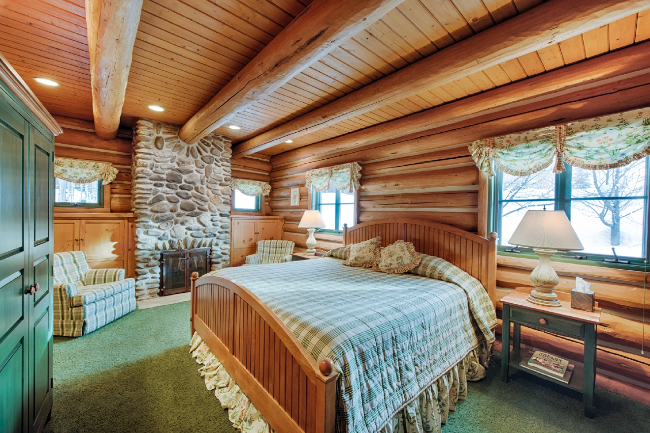 Very Impressive portraiture of Photos: $5.95 million McCall log cabin dazzles on Payette Lake KBOI with #783C20 color and 1320x881 pixels