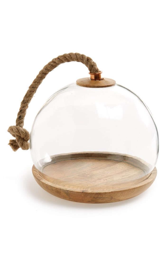 Thirstystone Urban Farm Glass Dome Serving Tray ($49.99). It's time to celebrate Momma.  Here is our Nordie's gift guide for items under $50! (Image: Nordstrom)
