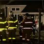 Crews fight early morning house fire in Saratoga County
