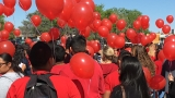 Students gather to pay tribute to classmate killed in carnival ride accident