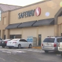 Man critically injured after getting shot in Safeway parking lot