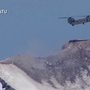 WATCH | Helicopter extracts injured man, rescuers from summit of Mount Hood