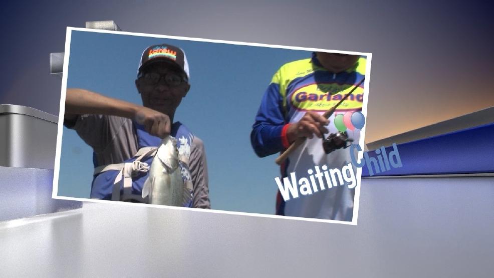 Waiting child fishing with william ktul for Plenty of fish okc
