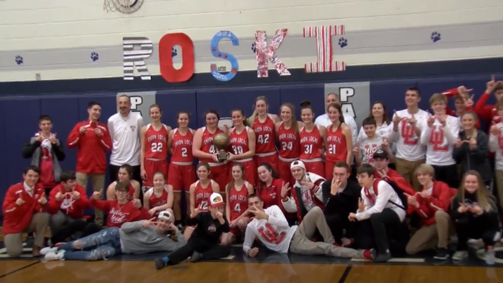 1.25.20 Highlights - Union Local defeats Indian Creek to win Buckeye 8 girls hoops title