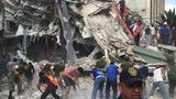 At least 139 dead after 7.1 magnitude earthquake jolts Mexico
