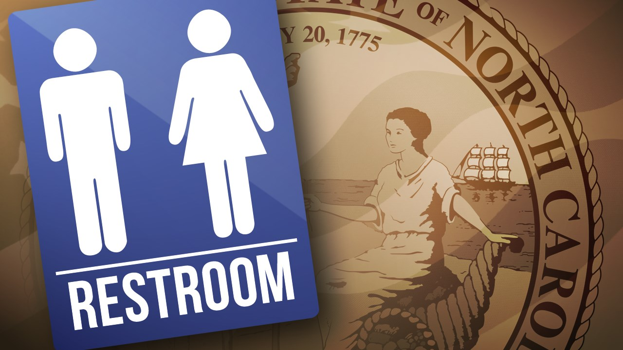 On Wednesday, May 4, 2016, the DOJ sent Gov. Pat McCrory a letter stating he and the state of North Carolina are in violation of the Civil Rights Act since passing House Bill 2. McCrory has until May 9 to respond to the letter. (Photo credit: MGN)