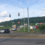 Semi truck crashes in Chattanooga near 4th Avenue on-ramp to I-24 Friday afternoon