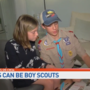 Boy Scouts not just for boys anymore