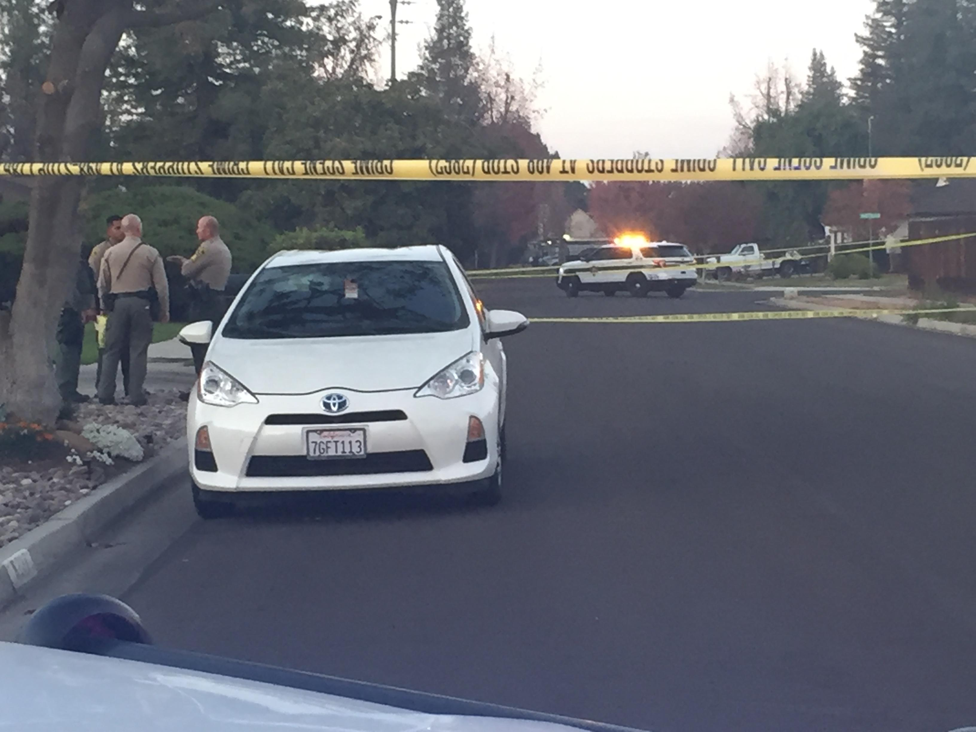Two people found dead inside a north Fresno home. (FOX 26)