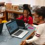 Brosville Elementary students learn coding skills with Hour of Code