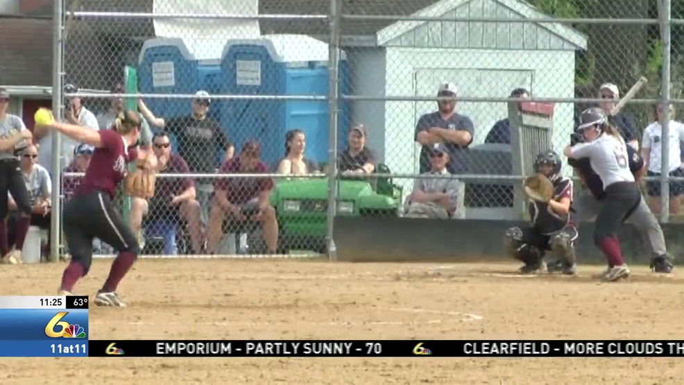 H.S. Round up: State High softball defeats Altoona