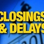The Latest List: School & business delays/closures due to icy conditions
