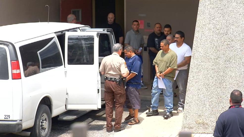 Dozens of Mexican Mafia members arrested in San Antonio | KABB
