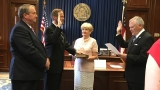 Brad Rigby sworn in as Crisp County district attorney