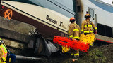 Sheriff's office: Amtrak derail a 'mass casualty event'