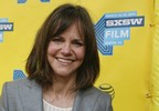 "FILE - In this March 14, 2015 file photo, Sally Field attends the ""Hello, My Name is Doris"" red carpet during the South by Southwest Film Festival in Austin, Texas. Field is one of several artists who will receive the National Medal of Arts from President Barack Obama at a White House ceremony. The president and first lady Michelle Obama will present the award Sept. 10, 2015 to Field and 11 others.  (Photo by Jack Plunkett/Invision/AP)"