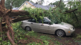 Photos: Possible tornado causes major damage on Kent Island in Maryland