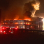 3-alarm fire burns offices near historic Olympia brewery