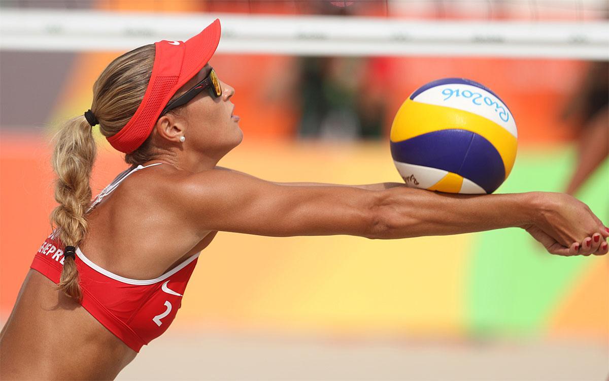 Salt Lake City Nissan Photos: Women's beach volleyball at the Rio Olympics | KBOI