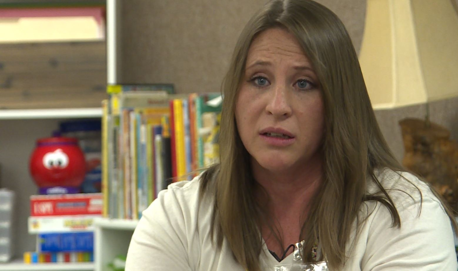 J.R. Smith Elementary School teacher Amanda Blazzard{ }(Photo: KUTV)