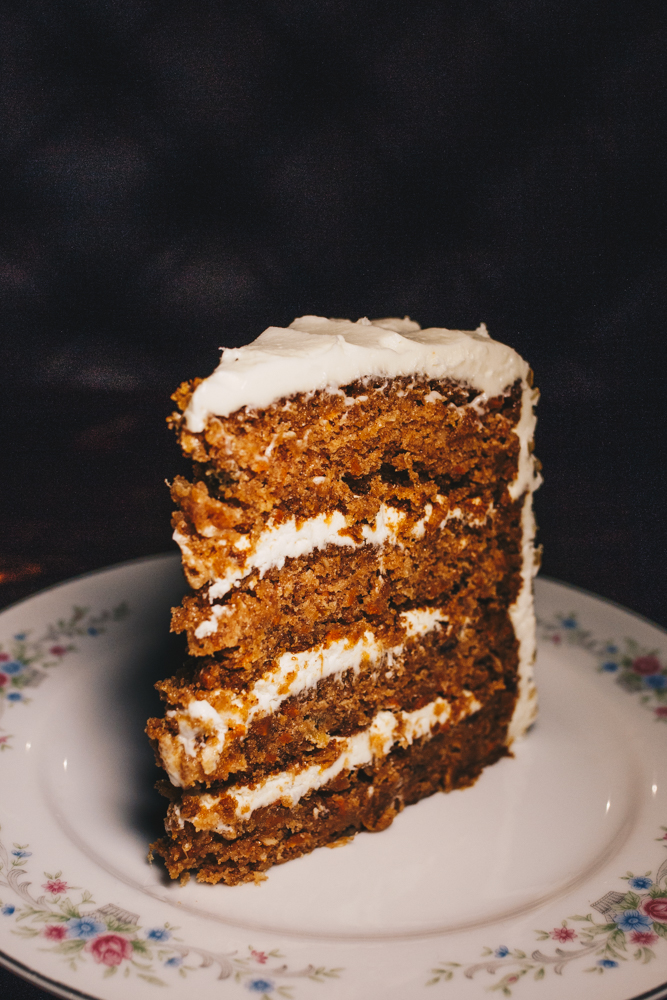 Big Sis Carrot Cake / Image: Catherine Viox // Published: 3.7.19<p></p>