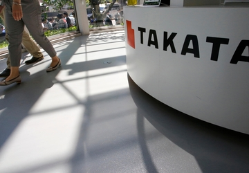 New Mexico targets Takata, auto makers over faulty air bags