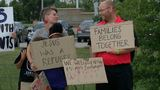 Groups gather in Grand Island at peace rally for detained immigrants, refugees