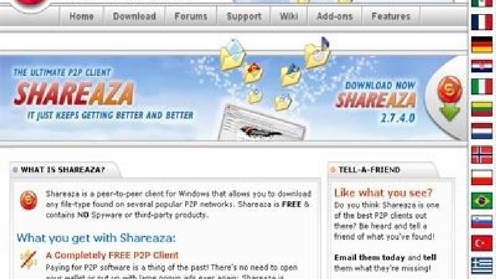 File sharing programs porn download